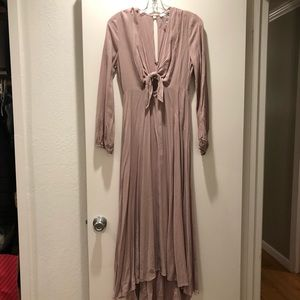 Maxi dress from Nordstrom (Lush brand)